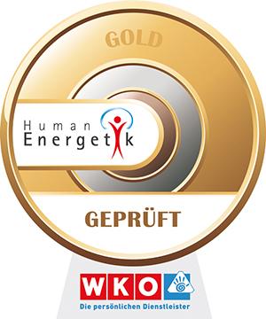 Gütezeichen Gold Energetik