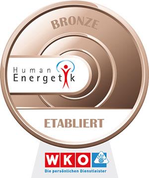 Gütezeichen Bronze Energetik