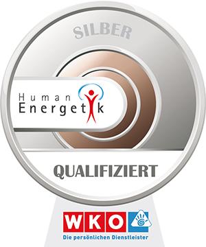 Gütezeichen Silber Energetik